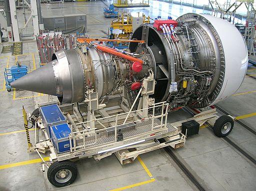 Airbus Lagardère - Trent 900 engine MSN100 (6)