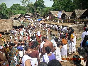 Kottiyoor Vysakha Mahotsavam - Akkare Kottiyoor