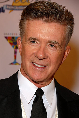 "Alan Thicke - Thicke attending the ""Night of 100 Stars"" for the 82nd Academy Awards viewing party in March 2010"