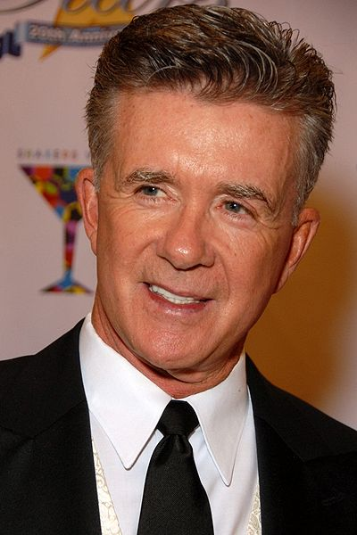 alan thicke actor robin fraternity bro greek delta upsilon alumni famous celebrity
