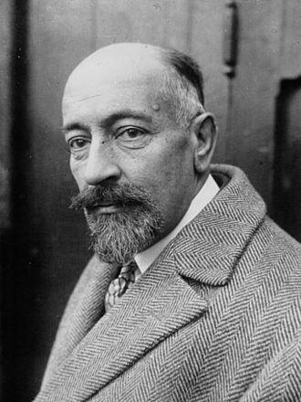 Albert Dalimier - Dalimier in 1928