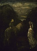 Albert Pinkham Ryder - King Cophetua and the Beggar Maid - 1929.6.99 - Smithsonian American Art Museum.jpg