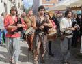 Alcalá de Henares (RPS 12-10-2014) Mercado Cervantino, juglares.png