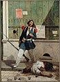 Alcide-Joseph Lorentz - Garde national blessé (épisode de la révolution de 1848) - P466 - Musée Carnavalet.jpg