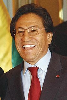Peruvian President and scholar