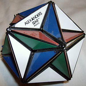 Kepler–Poinsot polyhedron - Alexander's Star