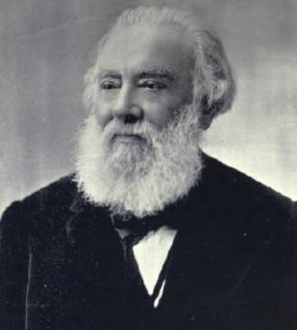 Alexander Melville Bell - Image: Alexander Melville Bell