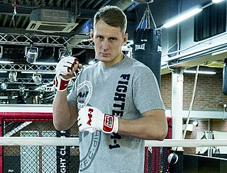 Alexander Volkov (fighter) Russian mixed martial arts fighter
