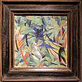 Alexander bogomazov, composizione raggista, primavera, 1914.jpg