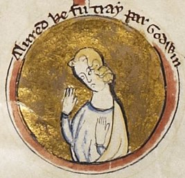 Alfred Ætheling - MS Royal 14 B V.jpg