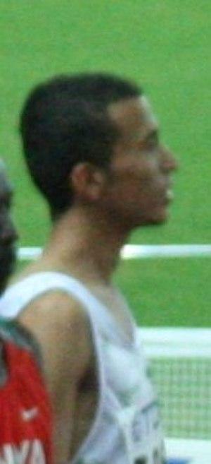Ali Al-Amri - Ali Al-Amri in 2007
