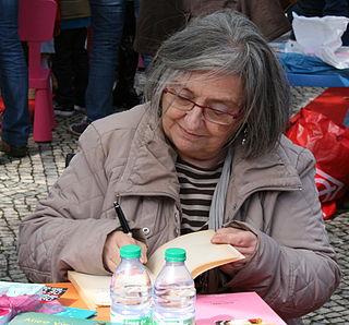Alice Vieira Portuguese writer