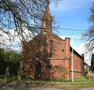 Weston, Cheshire - Church of All Saints