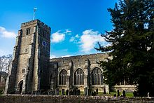 All Saints Church Maidstone 9 - south view.jpg