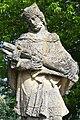 Alsóbogát, Nepomuki Szent János-szobor 2021 09.jpg