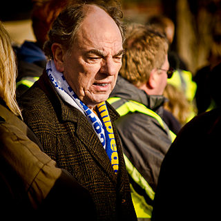 Alun Armstrong English actor