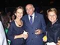 Ambassador Ian Worthington with French Ambassador Mme Cécile Pozzo di Borgo.jpg
