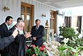 Ambassador Richard Norland visits the Patriarchate of Georgia. September 2013 02.jpg