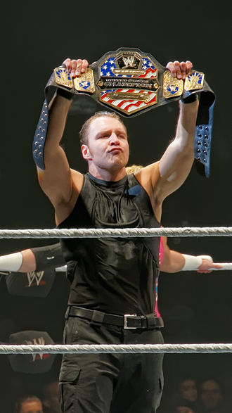 The Shield (professional wrestling) - Dean Ambrose became the longest reigning United States Champion under the WWE banner at 351 days