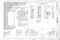 Amherst Street, Winchester, Winchester, VA HABS VA,35-WIN,6- (sheet 3 of 6).png
