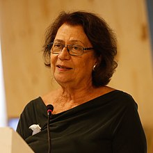 Ana Maria Machado speaking in Rio in 2017 (cropped).jpg