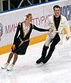 Anastasia Platonova Alexander Grachev 2009 Rostelecom Cup.JPG