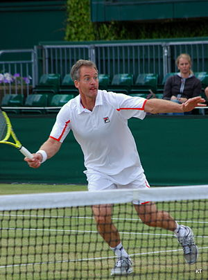 Anders Järryd - Järryd at the 2011 Wimbledon Championships