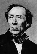 Hans Christian Anderson later in life