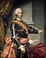 Andrés de la Calleja (copiando el original de Mengs) - Retrato de Carlos III - Google Art Project.jpg