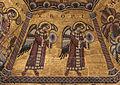 Andrea tafi e apollonio (attr.), gerarchie angeliche del battistero di firenze, dal 1225, troni.JPG