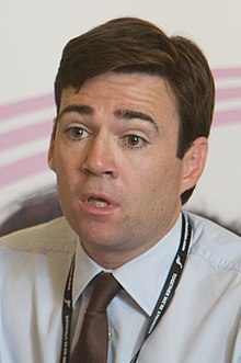 Andy Burnham en 2009