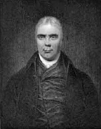Andrew Fuller - Baptist preacher