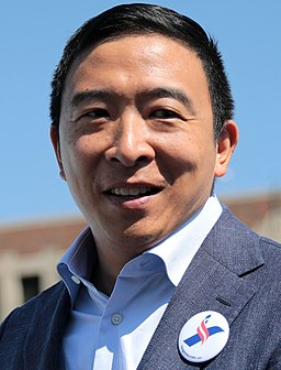 Andrew Yang August 2019