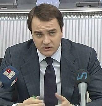 Andriy Pavelko - Image: Andriy Pavelko