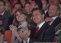 Angélica Rivera de Peña en la toma de protesta de Enrique Peña Nieto como Candidato del PRI a la Presidencia de México. (6831114050).jpg