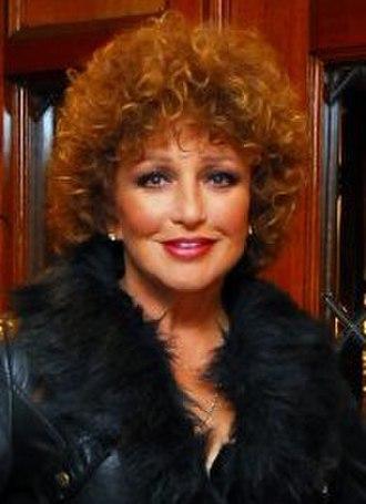 Angélica María - Maria in 2010