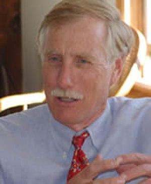 Maine gubernatorial election, 1994 - Image: Angus King
