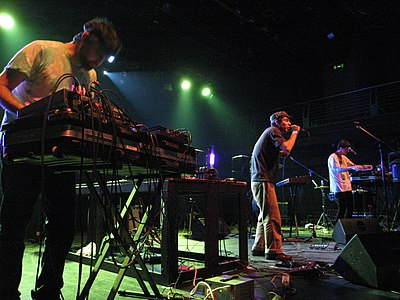 Picture of a band or musician: Animal Collective