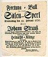 Ankündigung Fortuna-Ball Wien 1836.jpg
