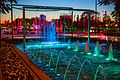 Ankara - Genclick Park - spectacular night lights (11078076633).jpg