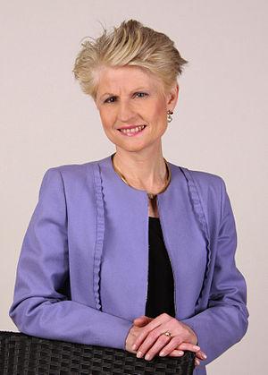 Anna Maria Corazza Bildt - Image: Anna Maria Corazza Bildt,Sweden MIP Europaparlament by Leila Paul 4