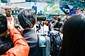 Announcement of New Era 'Reiwa' at Shibuya Station (49316990612).jpg