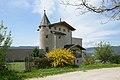 Ansitz Zimmerlehen in Völs am Schlern Turm.jpg
