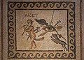 Antakya Archaeology Museum Evil eye mosaic sept 2019 5948.jpg