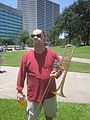 AntiMonsanto March Trombone Nixon.JPG