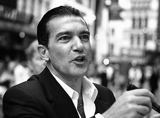 Antonio Banderas - Banderas in June 2007