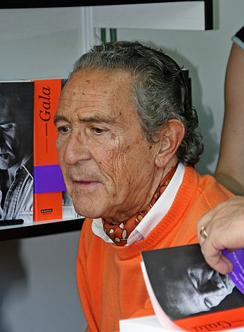 Antonio Gala %28Feria del Libro de Madrid%2C 6 de junio de 2008%29