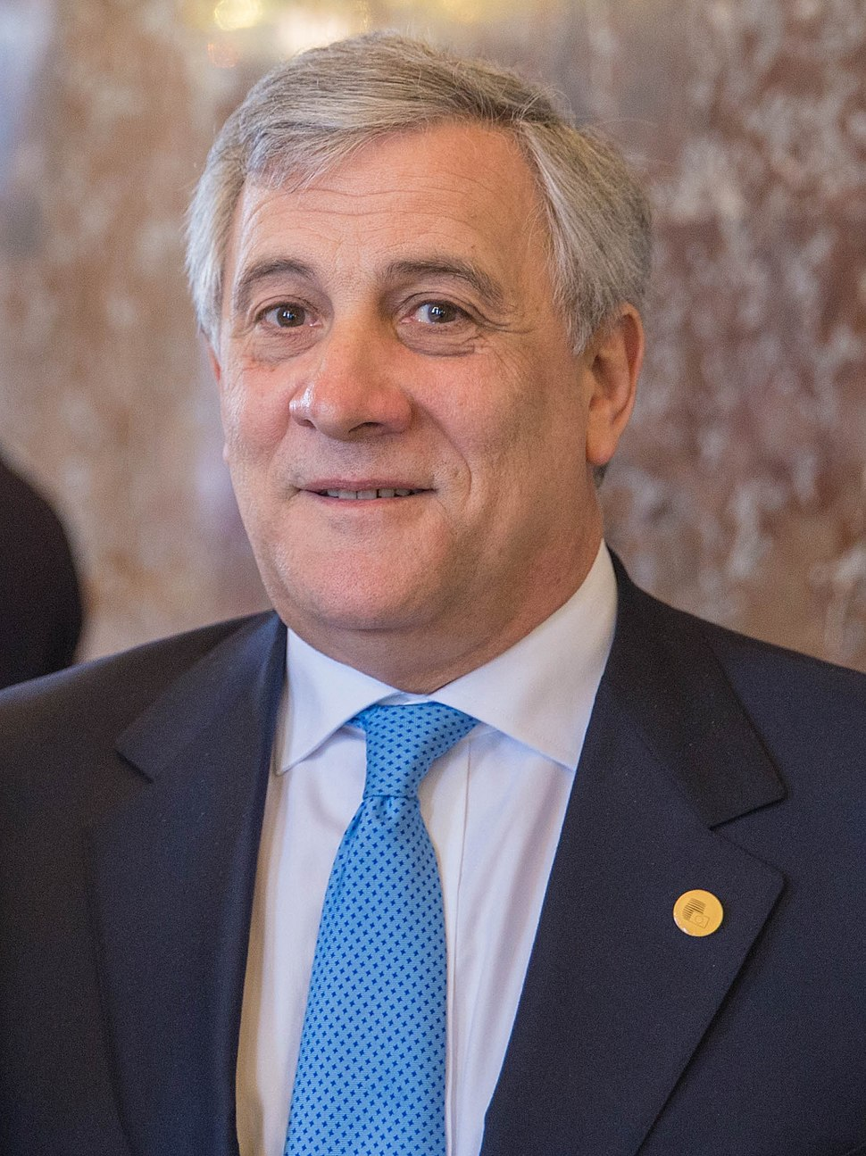 Antonio Tajani March 2017