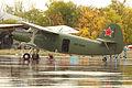 Antonov An-2 Kolkhoznik (SP-AIN) propiedad del piloto acrobático español Cástor Fantoba (15353036910).jpg
