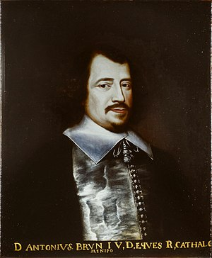 Antoine Brun - Image: Antony de Brun (1599 1654)